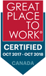 Dalton Pharma Services Officially Recertified as a Great Place to Work