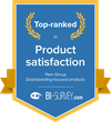Dundas BI is #1 in Product Satisfaction, Performance Satisfaction and Embedded BI in Various Peer Groups in BARC's BI Survey 17