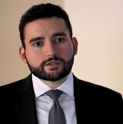 Pilatus Bank COO Luis Rivera