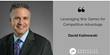 Proactive Worldwide's David Kalinowski to Showcase the Value of War-Gaming for Insurance Industry