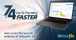 Yellowfin 7.4 launch webinar