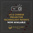 Projector Technology Patents for Auction on Ocean Tomo Bid-Ask™ Market