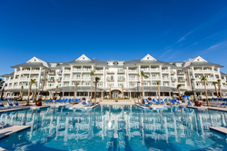 The Beach Club at Charleston Harbor Resort & Marina has been named one of the Best Resorts in the US by the readers of Conde Nast Traveler magazine.