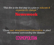 Raves for Endo What? Film by Newsweek and Cosmopolitan