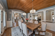 Brookhaven of Glen Ellyn Dining Room**Photos are of builder's similar completed homes.