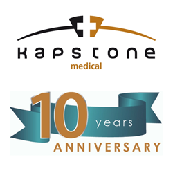 Kapstone_Medical_10_Years_Anniversary_Loukas_Medical