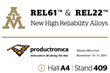 AIM to Highlight REL61™ at Productronica Germany on November 14th – 17th, 2017