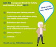 European Week for Safety and Health at Work 2017: Promoting Sustainable Workplaces for all Ages