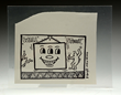 """Wall Street"" By Keith Haring, estimated at $6,000-8,000."
