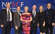 Roy Geronemus, M.D. at Laser & Skin Surgery Center of New York Received the NYSCF Leadership Award