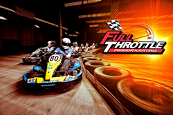 Full Throttle Indoor Karting -Go-Karts in Florence, Kentucky