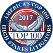 Kevin Rowe Selected Among America's Top 100 High Stakes Litigators® in Arizona
