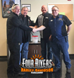 Four Rivers Harley-Davidson in Paducah, Kentucky Sells to New Owners Through George Chaconas of Performance Brokerage Services, a Harley-Davidson Dealership Broker