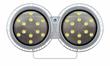 Larson Electronics LLC Releases New 400 Watt Water Proof High Bay LED Light Fixture