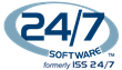 ISS 24/7 Announces Name Change to 24/7 Software & Corporate Rebranding