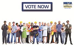 MEGAComfort Hardest Worker - Vote Now