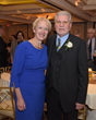 Dr. Marsha Gordon, President & CEO of the Business Council of Westchester, and Ric Swierat, honoree and Arc of Westchester Executive Director