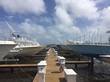 Seminole Bluff's 200' Boat Dock