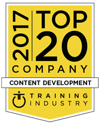 NetDimensions has been ranked on TrainingIndustry.com's 2017 Top 20 Learning Portal Companies List