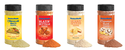 Butter Buds Foodservice launches four new shaker jar seasonings.