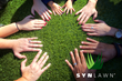 Businesses Go Green with SYNLawn Plant-Based Products