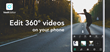 VeeR Releases Innovative Mobile App VeeR Editor for 360 Video Editing