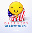 Multicultural Advertising Agency GoDiversity Creates Dreamers Emoji & Social Media Badge to Raise Awareness & Show Support for DACA Program and DREAM Act