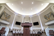 ELP's Cove Lighting Crowns Recent Renovation at North Greenwood Baptist Church