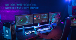 Win the Ultimate Video Editor's Workstation