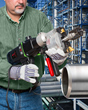 New Esco Electric Powered Pipe Beveling Tool Is Ideal for Prepping Heavy-Wall Stainless Steel Pipe