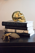 Candelabra home accents featuring decorative objects, books & more.