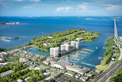 Westshore Marina District creates waterfont lifestyle first of its type with marina at its core