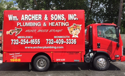William Archer & Sons has been serving NJ with plumbing needs since 1968.