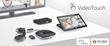Tixeo Launches VideoTouch and Simplifies Video Conferencing from Meeting Rooms