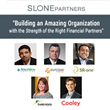 Slone Partners Executive Search, Where People Are Our Science™, Hosts Healthcare Capital Partners Panel