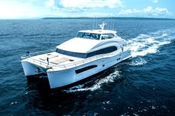 horizon power catamarans pc74