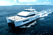 "New PC74 Power Catamaran ""Mega Yacht"" brings Performance & Efficiency to Luxury Yachts"
