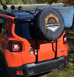 Jeep Renegade Spare Tire Carrier