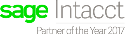 AcctTwo is Sage Intacct's Partner of the Year 2017