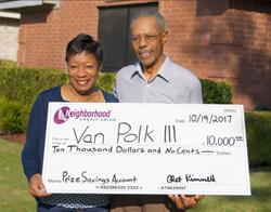 Mr. Van Polk III and his wife