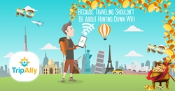 TripAlly is a unique platform for travelers, with a principal aim of making your journey smooth and hassle-free.
