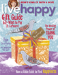 Live Happy's December Issue: Your Go-To Guide to Gifts, Giving Back and Gratitude This Holiday Season