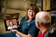 Barrow physicians will be able to check in on homebound patients and adjust their care plans via video chats