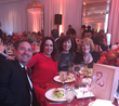 Exceptional Minds co-founders Ernie Merlan, Yudi Bennett and Susan Zwerman with actress and autism advocate Patricia Heaton, center, during the Open Hearts Gala Saturday.
