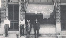 Church Group Converts A Historic Edmore Michigan Bank Building