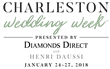 Schedule Announced & Tickets on Sale for Charleston Wedding Week™ Presented by Diamonds Direct & Henri Daussi