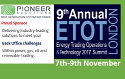 ETOT Summit - Pioneer Solutions - ETRM