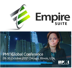 Empire SUITE at 2017 PMI Global Conference