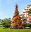 Insuite Christmas Trees, Holiday Activities & More at Mexico's Grand Velas Resorts