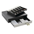 Heritage Cash Drawer Open with Tray on top